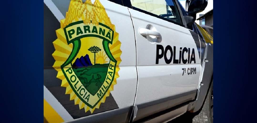 Homem é preso após agredir a amásia e ameaçar expulsá-la de casa em Arapongas