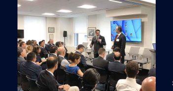 Governador destaca potencial do Estado no Paraná Day em Nova York