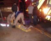 Colisão entre motos deixa dois feridos em Apucarana