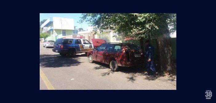 GM recupera veículo furtado na área central de Apucarana