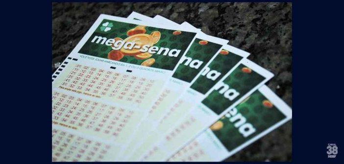 Prêmio acumulado da Mega-Sena pode chegar a R$ 25 milhões
