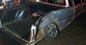 Grave acidente na PR-444 deixa um morto e sete feridos