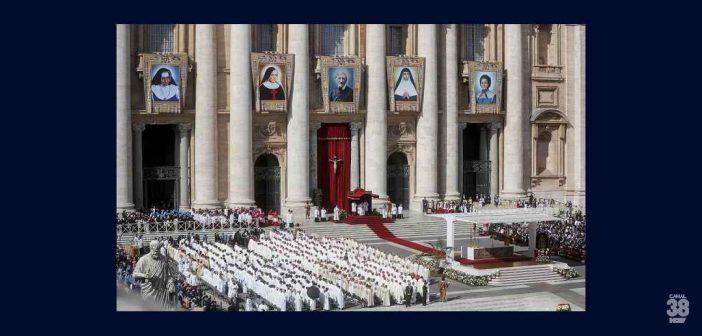 Irmã Dulce é canonizada pelo Papa e se torna a Santa Dulce dos Pobres