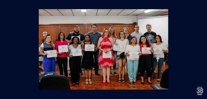 Prefeito diploma conselheiros tutelares em Apucarana