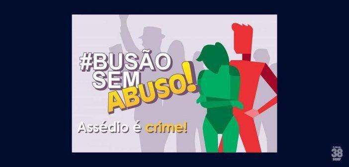 """Projeto """"Busão sem Abuso"""" é aprovado em primeira votação"""
