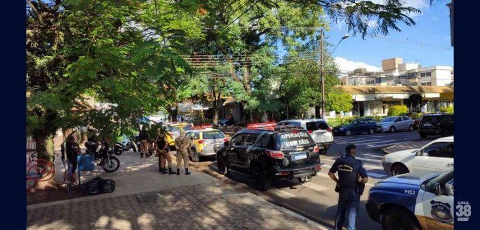 Polícia Militar e GM realizam Operação Arrastão em Apucarana