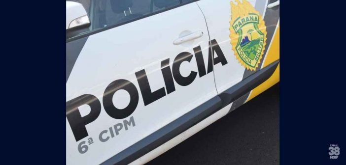 PM de Ivaiporã prende mulher suspeita de agredir a filha de 5 anos
