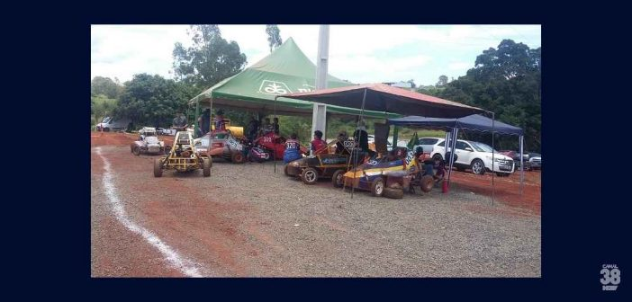 Prova das 100 milhas de Kartcross agita Apucarana neste sábado